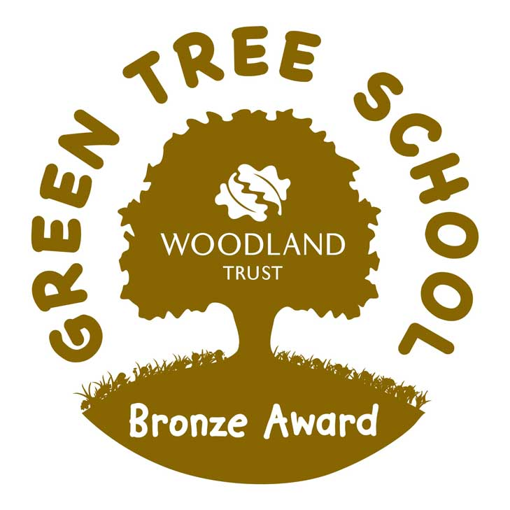 Woodland Trust Bronze Award