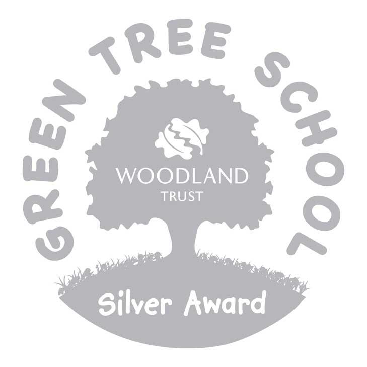 Woodland Trust Silver Award